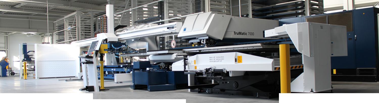 CNC Lasermaschine