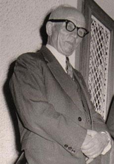 Matthias Pfister Inhaber von 1919-1967