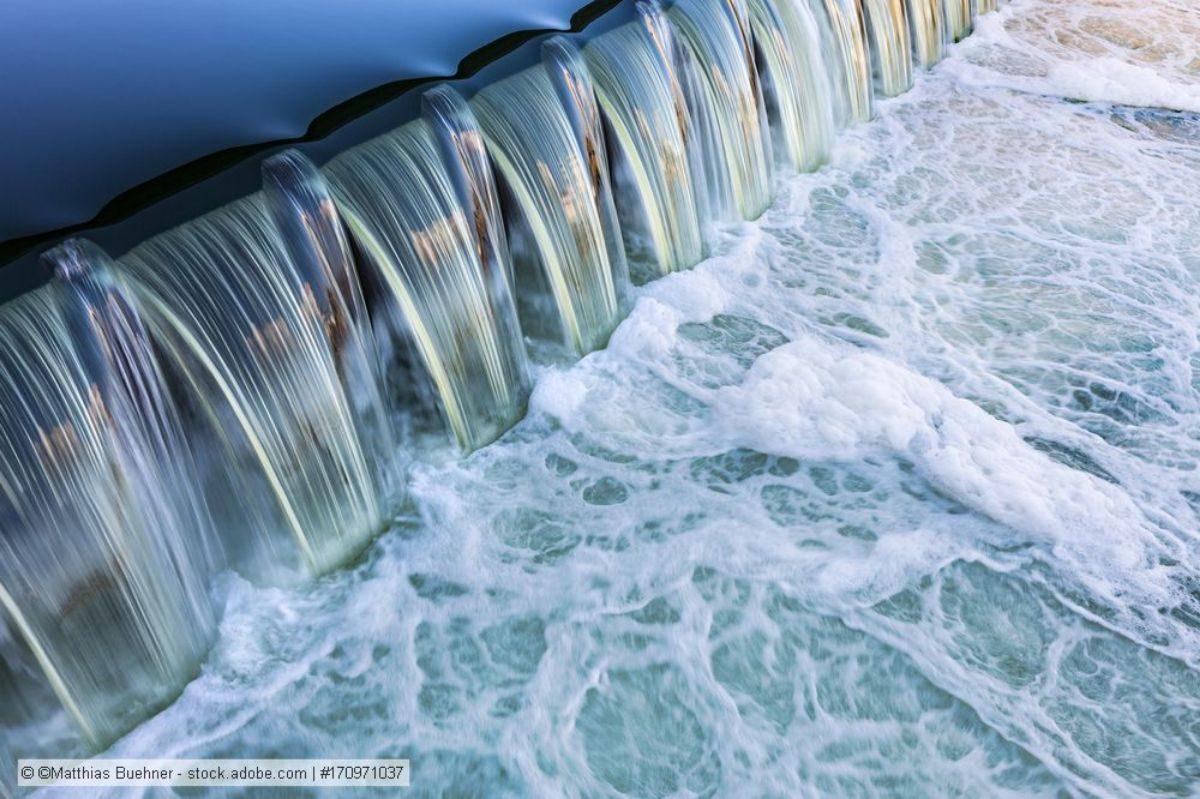 Der Umwelt zuliebe Energie aus Wasserkraft